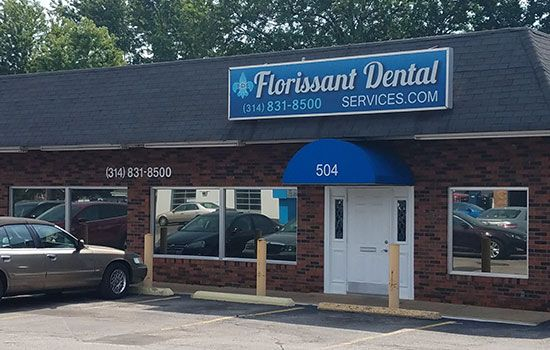 Florissant Dental Services building