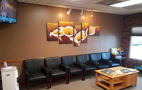 Florissant Dental Office Waiting Room